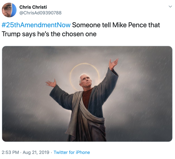 Trump Decides To Add King Of Israel And The Chosen One To His Resume Know Your Meme