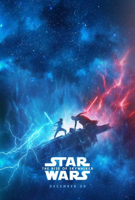 Rise Of Skywalker Minus Emperor Star Wars The Rise Of Skywalker Poster Parodies Know Your Meme