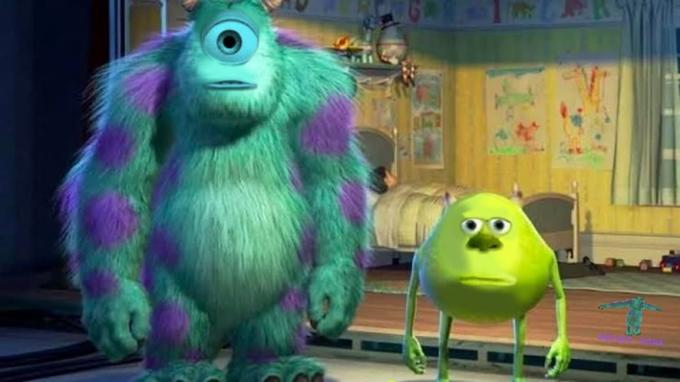 Mike Wazowski-Sulley Face Swap | Know Your Meme