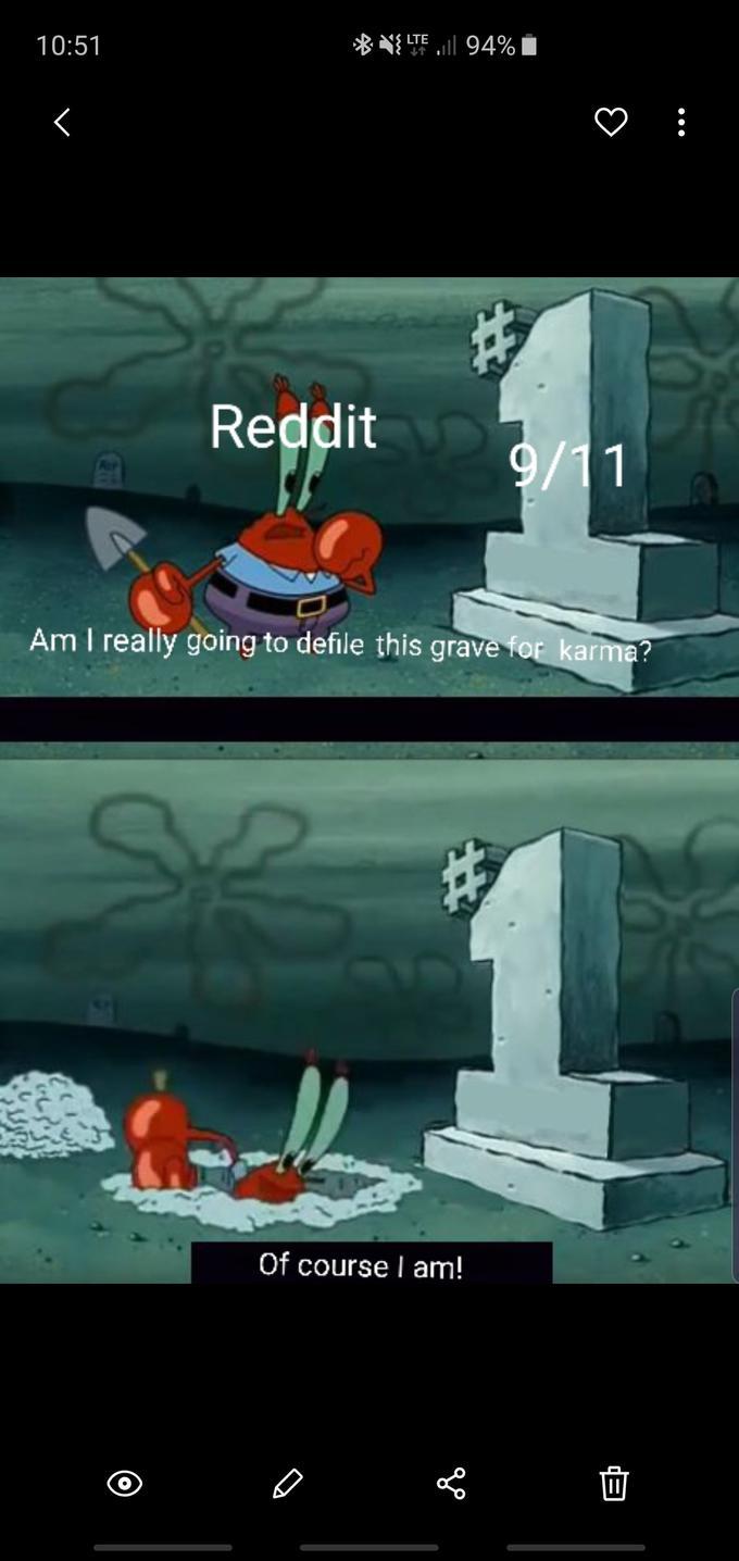 Low-quality first meme   r/BikiniBottomTwitter   SpongeBob
