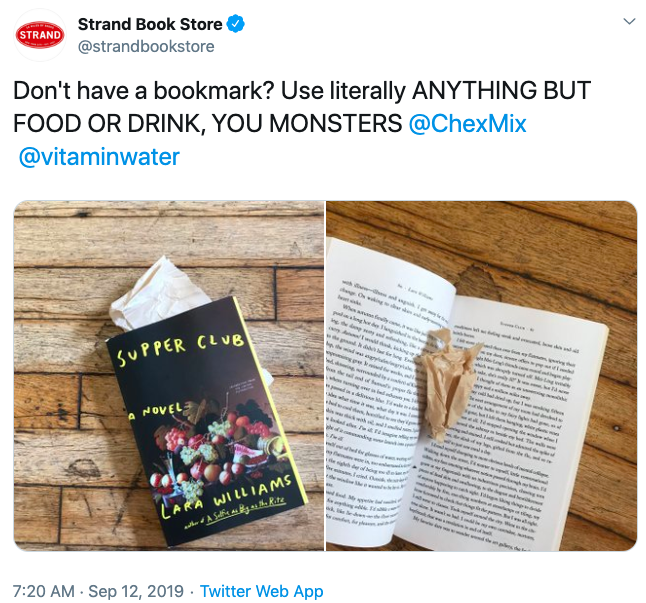 Image result for dont have a bookmark?