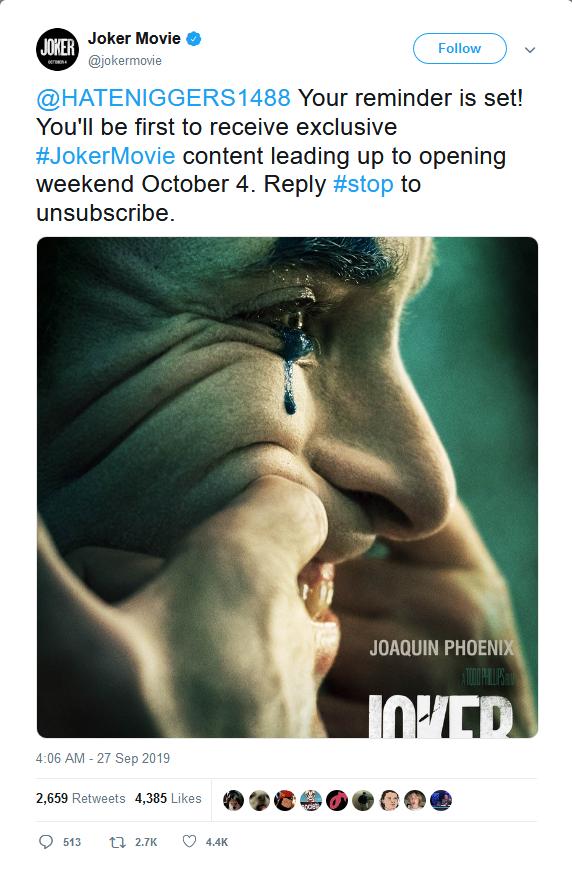 The Meme Went Too Far Joker 2019 Film Know Your Meme