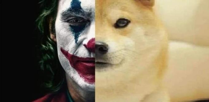 Doge Joker Doger Joker 2019 Film Know Your Meme
