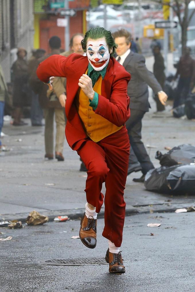 Running Joker Know Your Meme