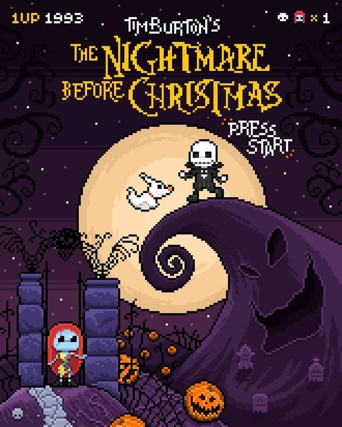 Funny Nightmare Before Christmas Memes.In Honour Of The Pumpkin King The Nightmare Before
