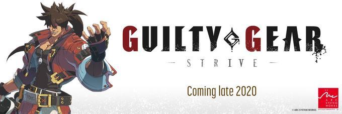 Guilty Gear Strive ~ Nuevo juego de la saga en 2020 660
