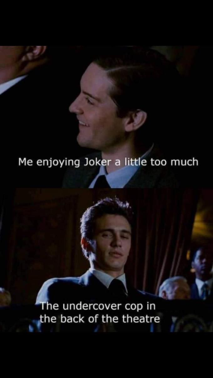 James Franco Staring At Tobey Maguire Know Your Meme