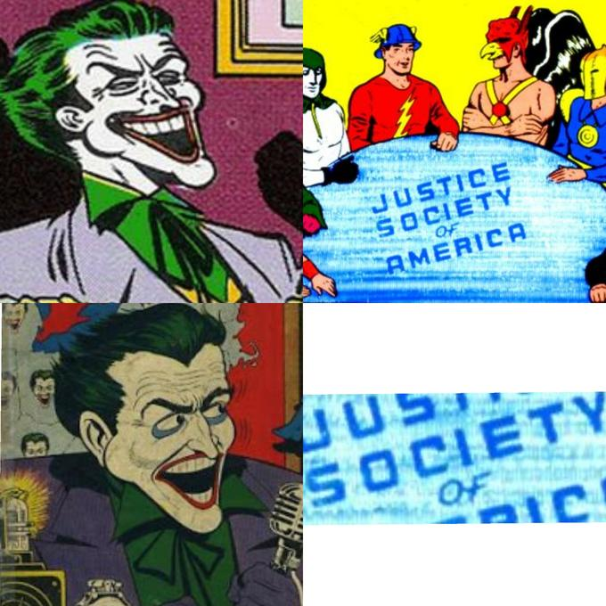 JUSTICE SOCIETY OF AMERICA SOCIETY OF Joker Bob Kane Cartoon Illustration Fictional character Art