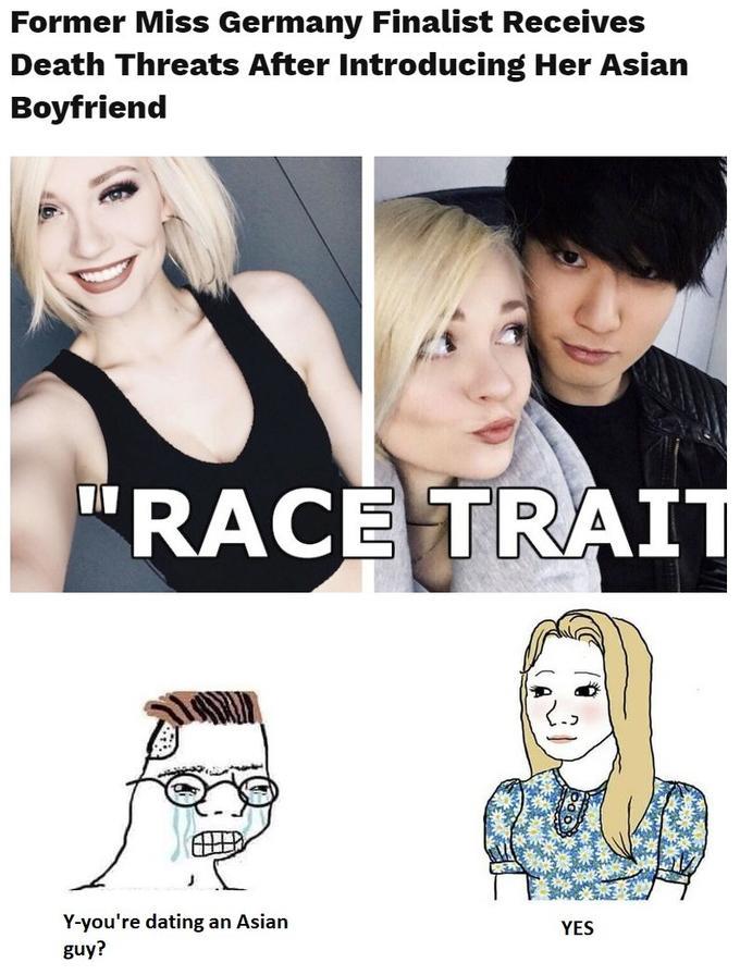 Yes Chad Meme Girl