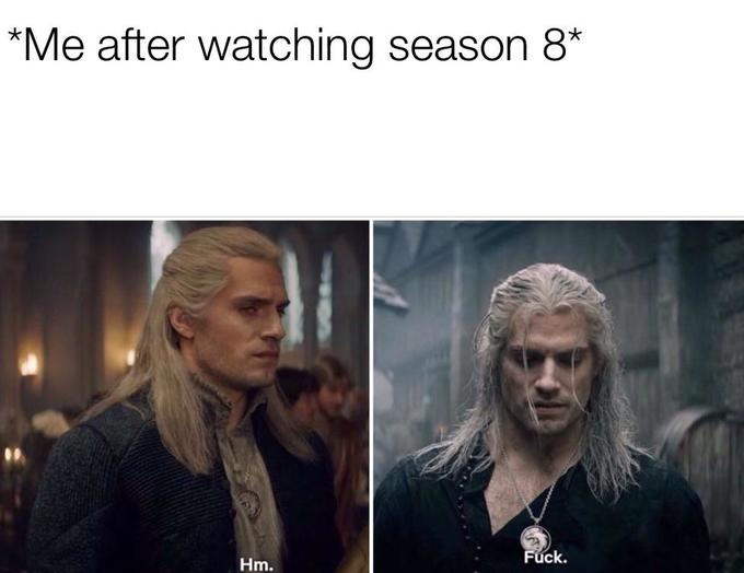 Also Me When I Finished Watching All 8 Episodes In One Day