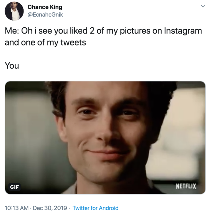 I See You Liked A Post Know Your Meme