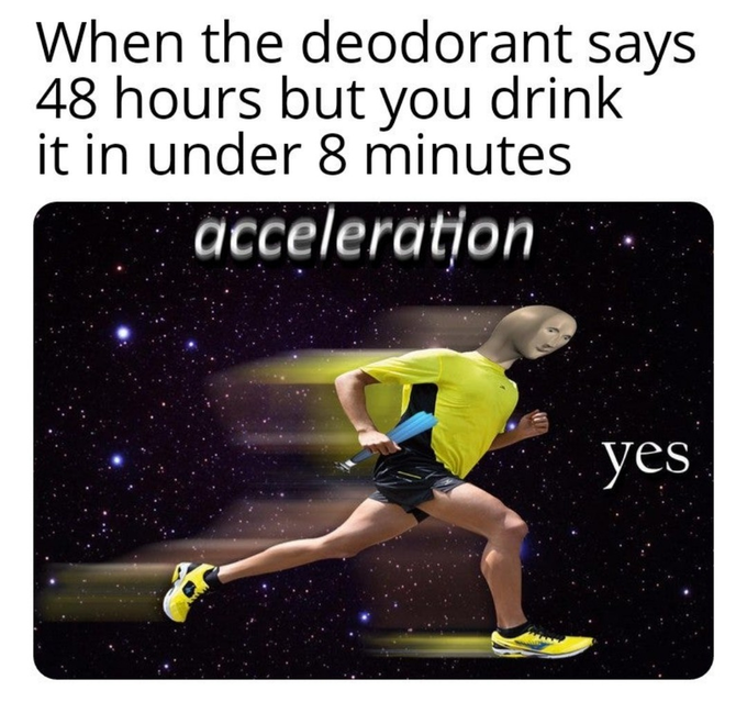 """Traditional Meme Man Template """"Acceleration Yes"""" Is ..."""