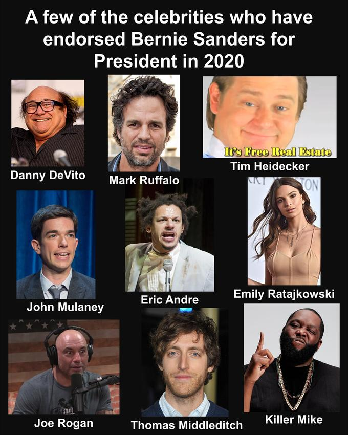 Joe Rogan S Unofficial Bernie Sanders Endorsement Know Your Meme The mainstream media can, in an effort to appease their readers, purify. joe rogan s unofficial bernie sanders