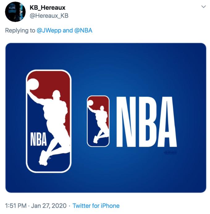Nba Logo Kobe Bryant Nba Logo Petition Know Your Meme