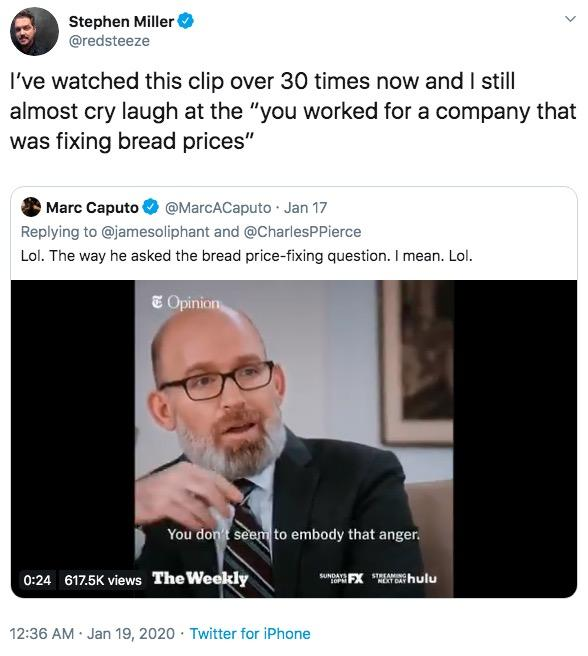 You Worked For A Company That Was Fixing Bread Prices Know Your Meme