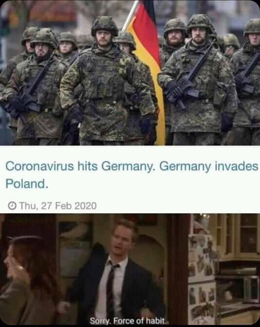 This Is How It Starts R Ww3memes World War Iii Know Your Meme