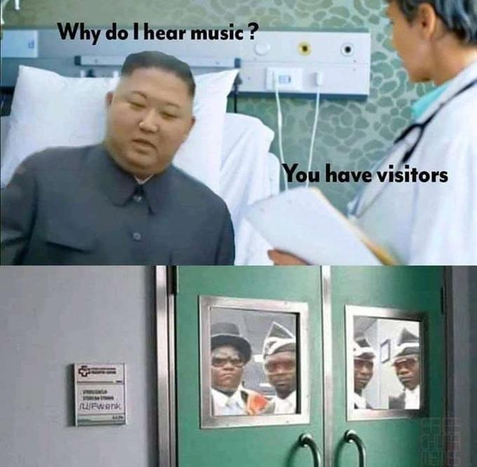 Cnn Reporting Kim Jong Un In Grave Danger After Surgery Resetera