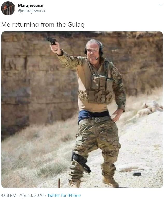 gulag wins call of duty warzone memes