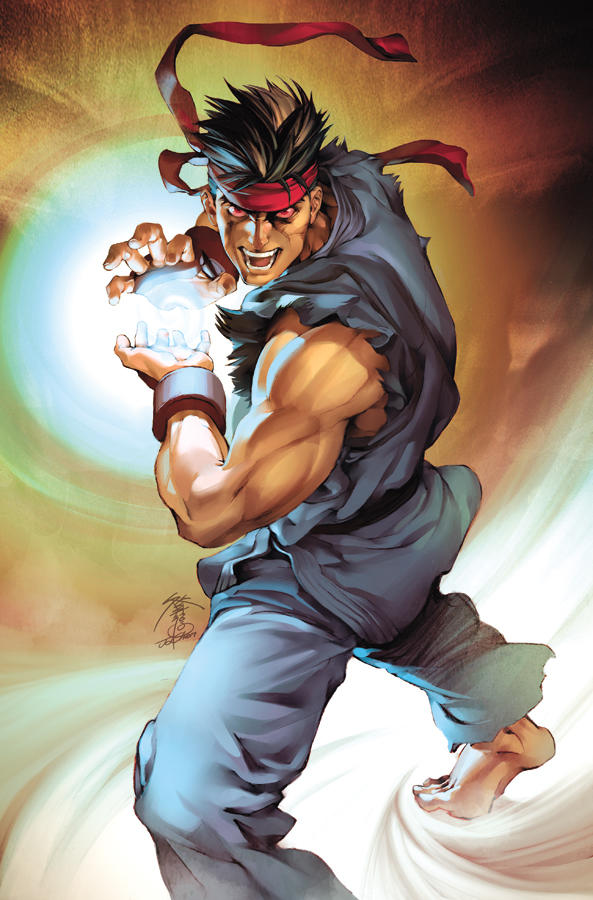 Evil Street Fighter Know Your Meme