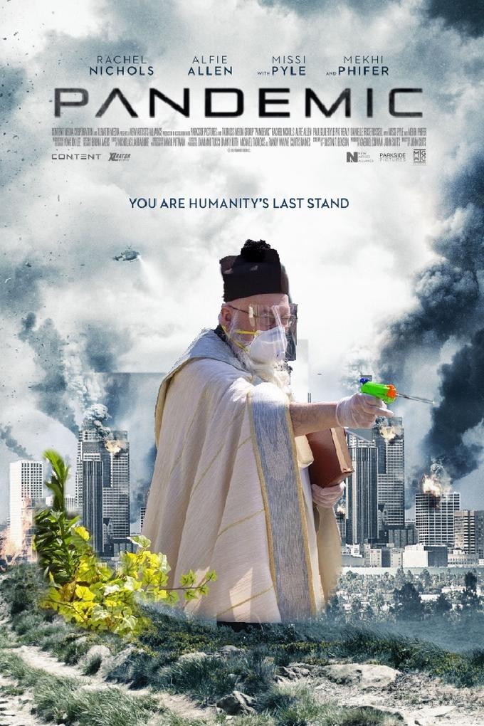 Squirt Gun Priest Know Your Meme