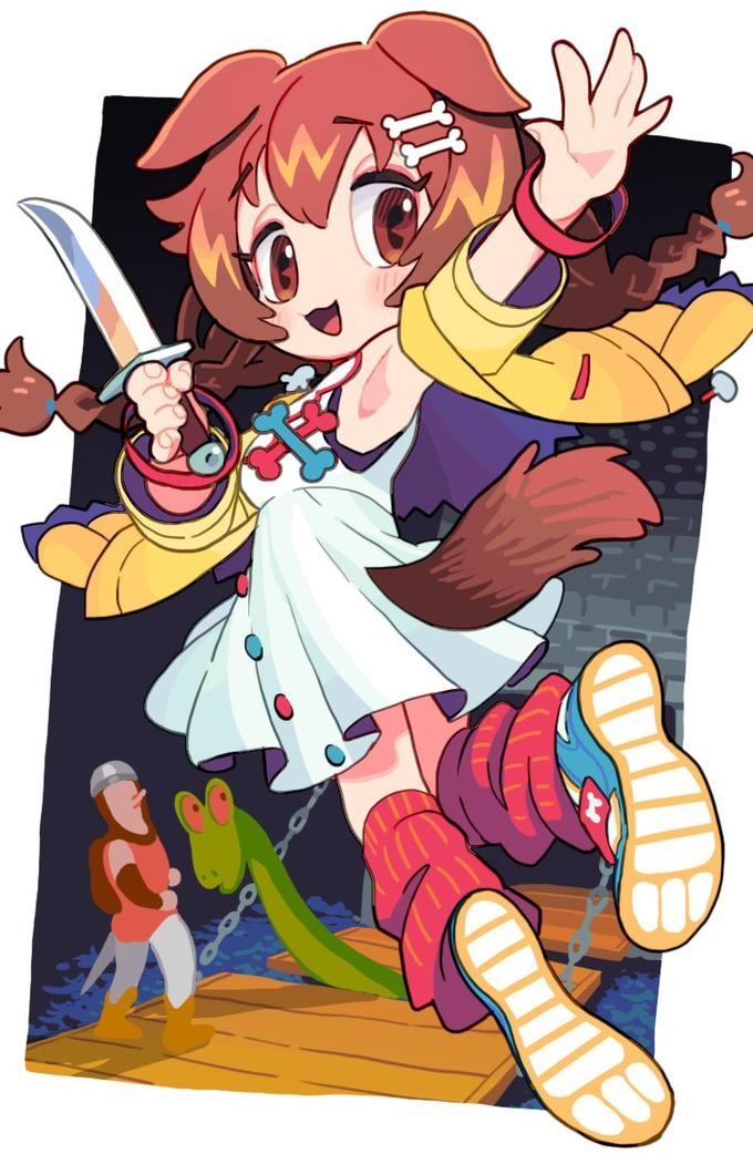 Cartoon Anime