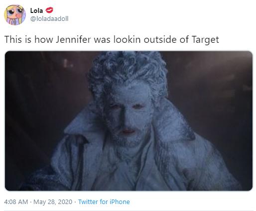 Target Jennifer Know Your Meme