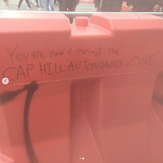 You re OU gre now enteringg the AP HILLAUTONonous ZONE Pink Red