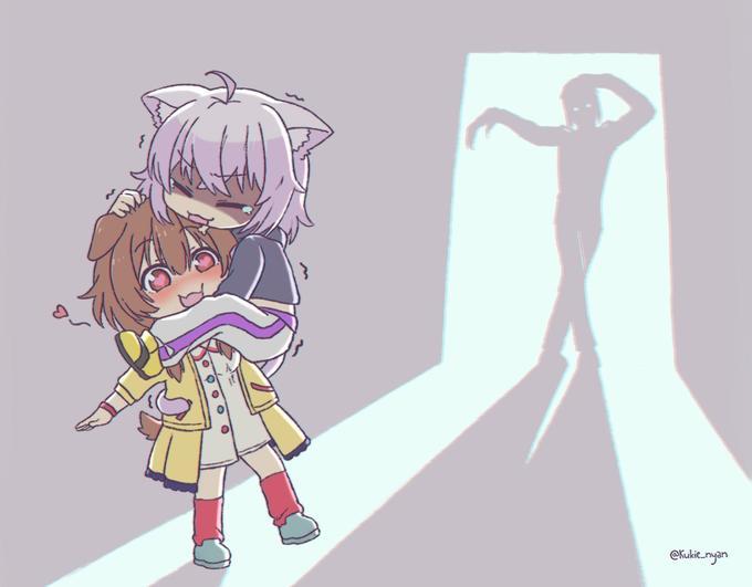 eKukic.nyan Cartoon Anime Illustration
