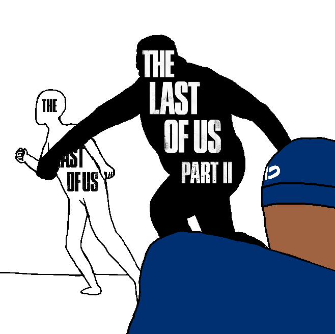 THE LAST OF US THE OFUS PART I Cartoon
