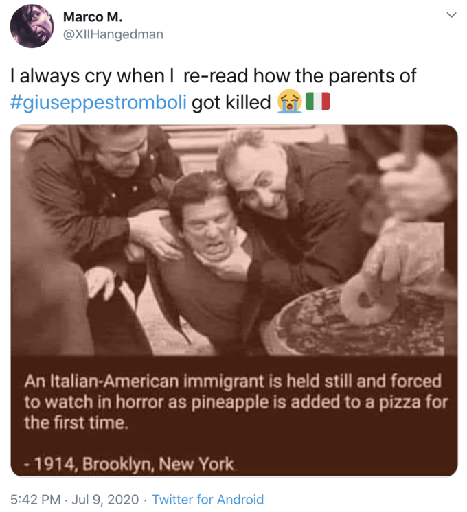 """Marco M. @XIIHangedman 