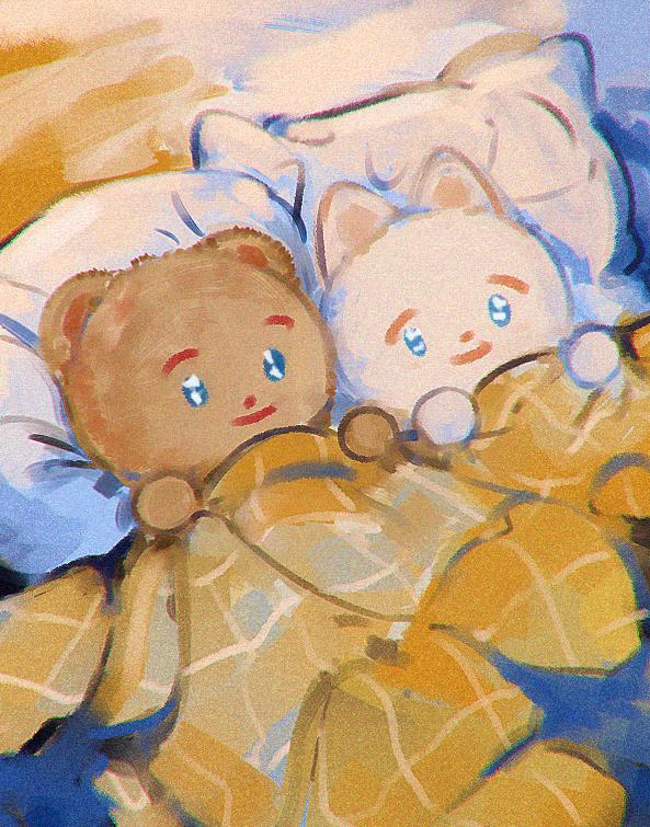 Cartoon Illustration Painting Art Watercolor paint