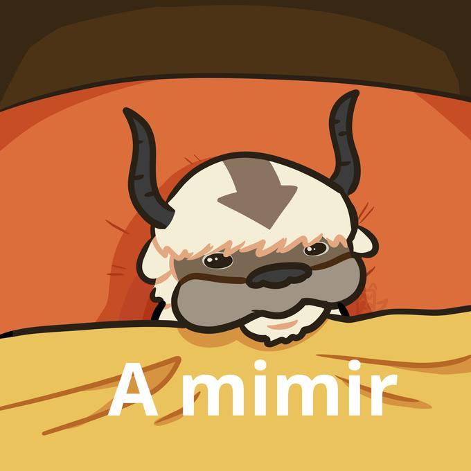 A mimir Cartoon Animated cartoon Illustration