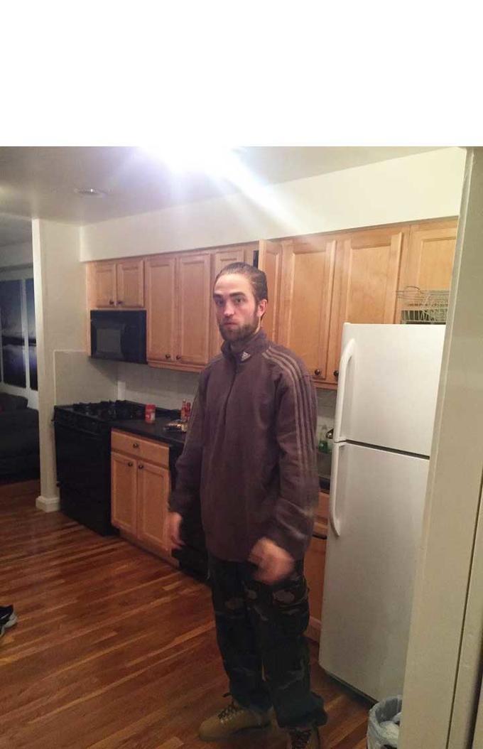 Robert Pattinson Good Time Connie Nikas Property Room Floor Hardwood Furniture