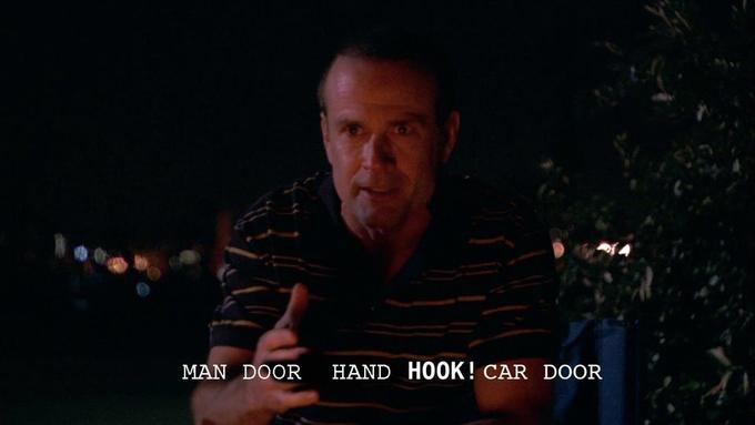 MAN DOOR HAND HOOK! CAR DOOR