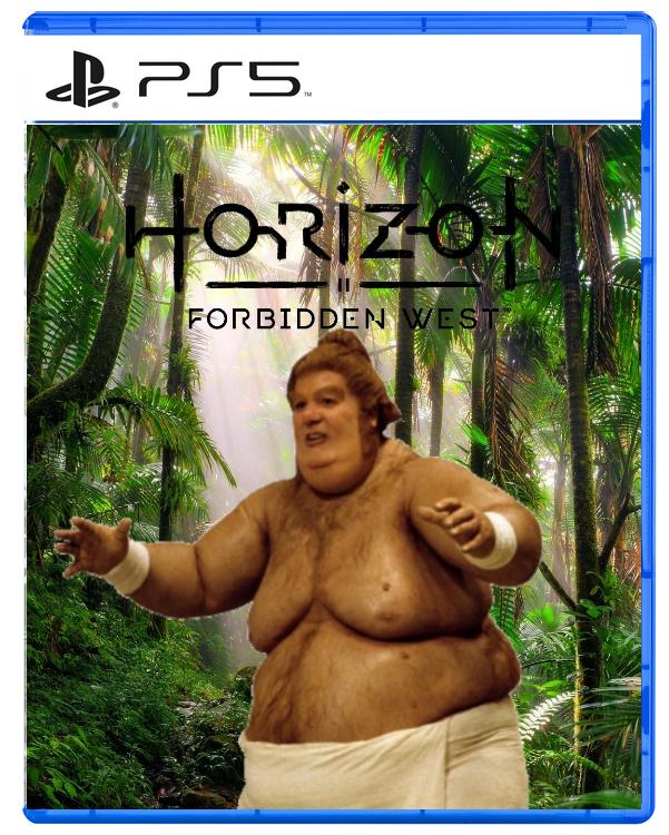 Horizon Forbidden West (Fat Bastard) | Aloy (Horizon Zero Dawn) | Know Your  Meme