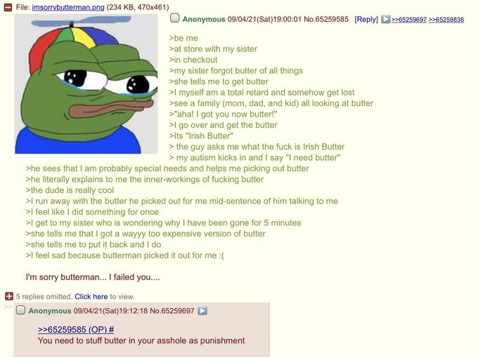 One mans torture is another mans thrill | /r/Greentext