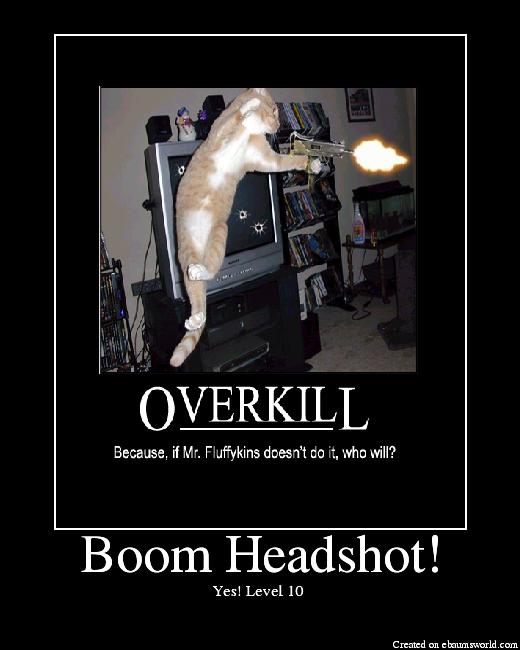 Image 7599 Boom Headshot Know Your Meme