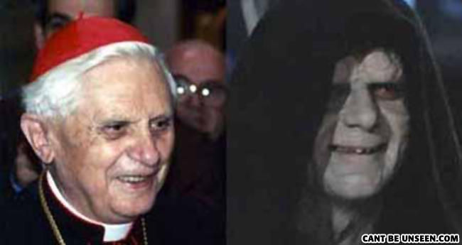 The Pope And The Emperor What Has Been Seen Cannot Be Unseen