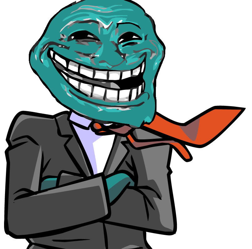 trollface coolface problem know your meme - 805×795