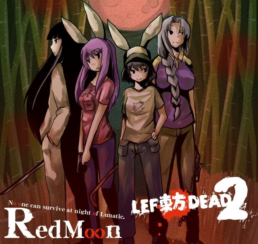Left 4 Dead 2: Touhou Edition | Alternate Universe | Know