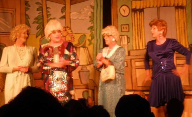 6c7176d61 Estelle Getty Bea Arthur The Golden Girls Costume social group  entertainment performing arts performance stage musical