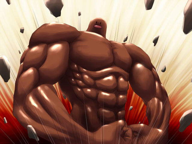 Buff Diglett Diglett Underground Know Your Meme