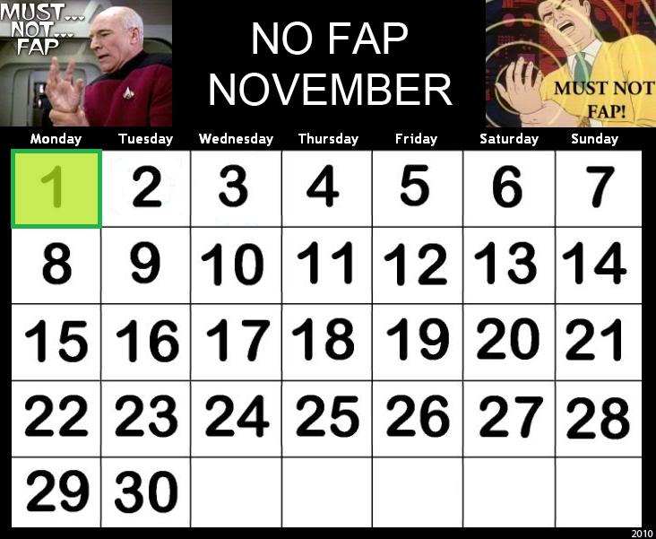 No Fap Challenge 9