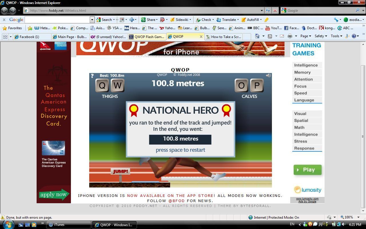 Image 91821 qwop know your meme e qwop windows internet explorer e httpfoddy ccuart Images