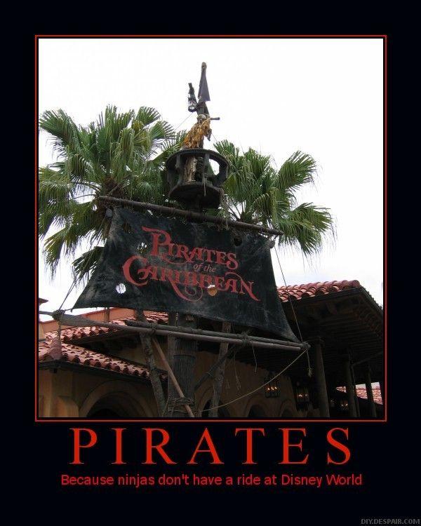 Image - 101482] | Pirates vs  Ninjas | Know Your Meme