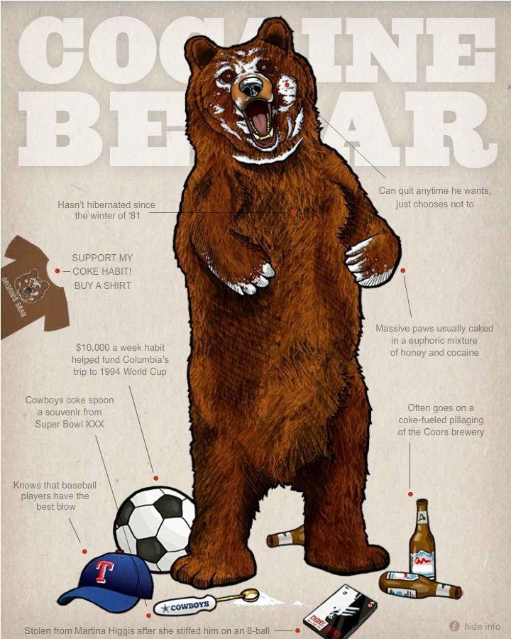 Image - 103281]   Cocaine Bear   Know Your Meme