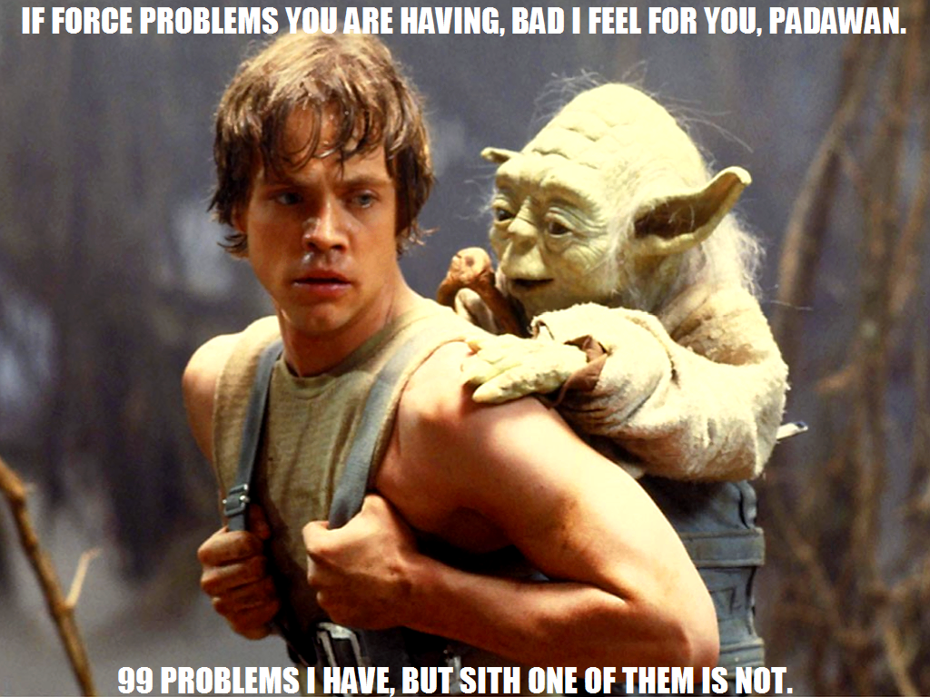 Meme 99 Problems