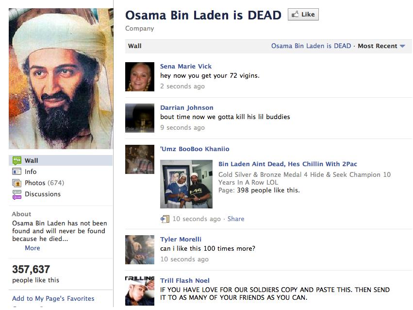 bin ladens dead body - 851×638
