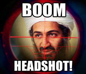 Image 119504 Boom Headshot Know Your Meme