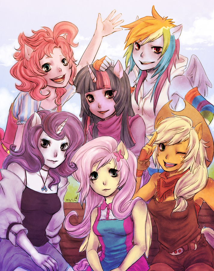 Image 139786 My Little Pony Friendship Is Magic Know Your Meme